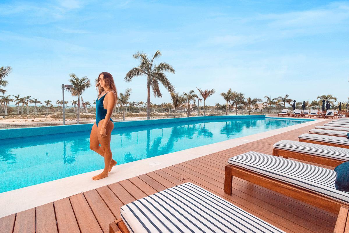 """Foto Edificio en Cancún Centro ALLURE Osean Front Luxury Condos """"Vive en la playa y en la ciudad""""  número 7"""