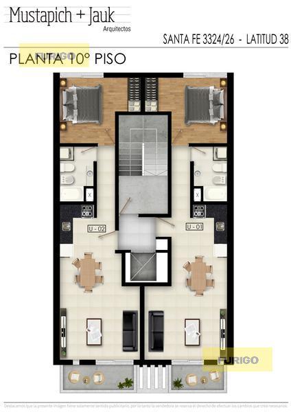 Foto Edificio en Luis Agote Santa Fé 3324 número 8