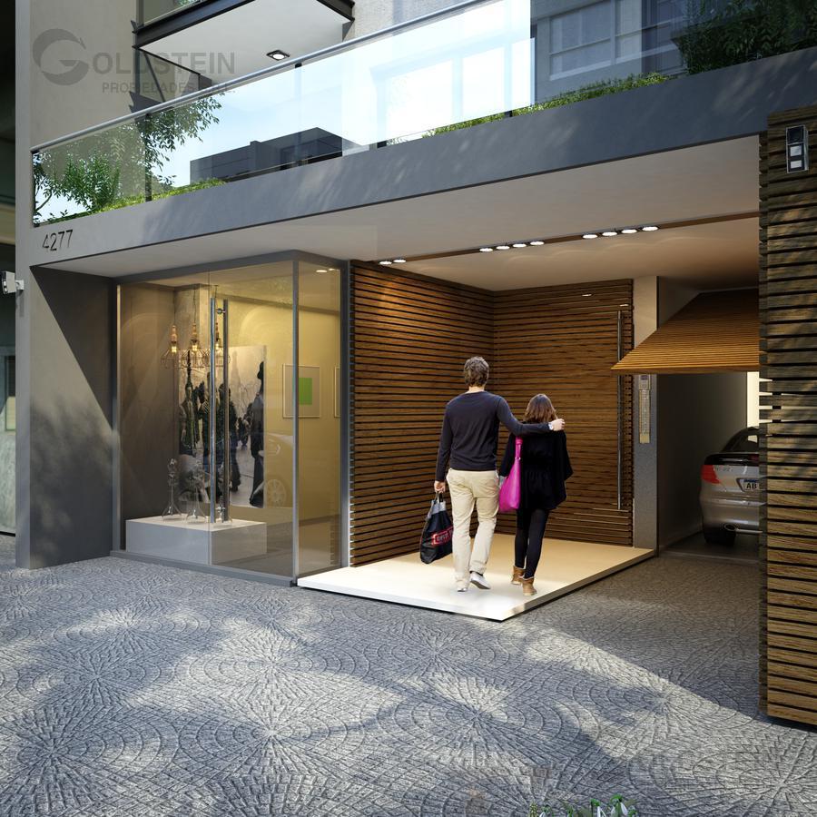 Foto Edificio en Villa Crespo estado de israel 4200 número 2