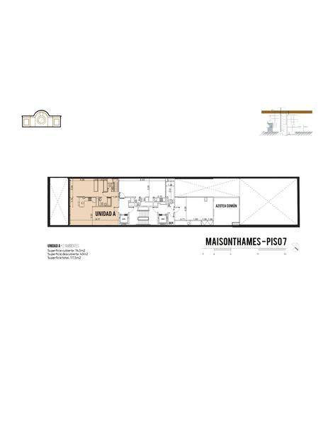 Foto Edificio en Palermo Maison Thames - Thames 2450 número 8