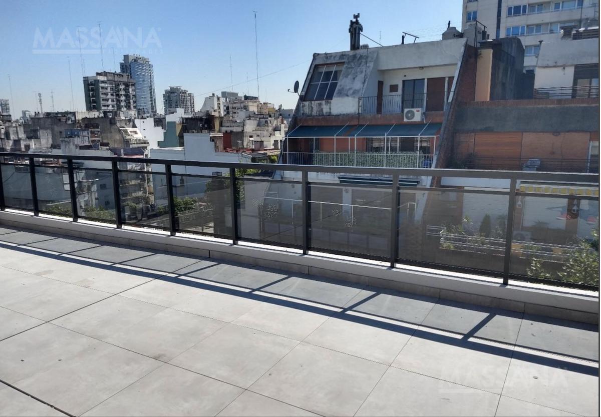 Foto Edificio en Palermo CHARCAS 4470 número 13