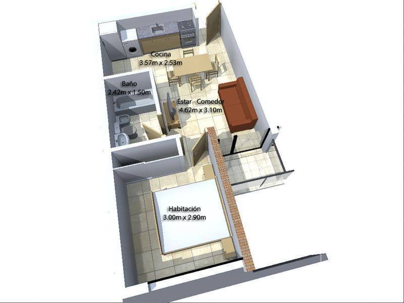 Foto Edificio en Área Centro Este  Salta 300 número 7