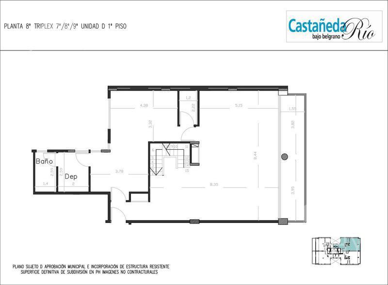 Foto Edificio en Belgrano C CASTAÑEDA 1800 Y SUCRE - BAJO BELGRANO número 26