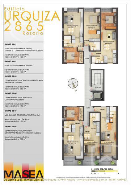 Foto Edificio en Pichincha Urquiza 2865 número 6