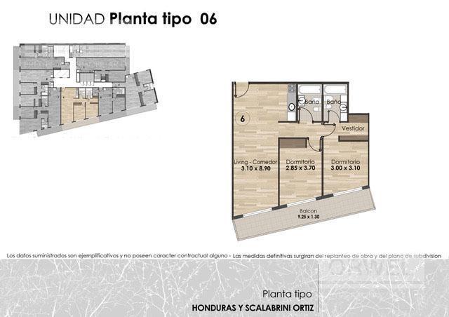 Foto Edificio en Palermo Honduras y Scalabrini Ortiz número 13