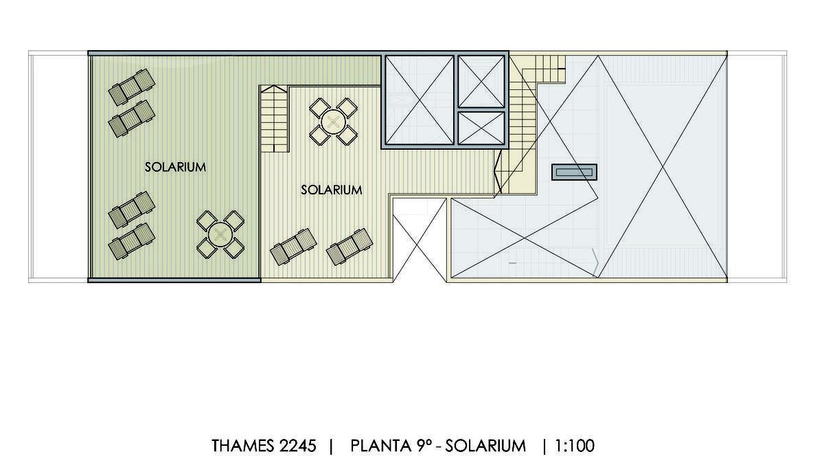 Foto Edificio en Palermo Soho Thames 2200 número 15