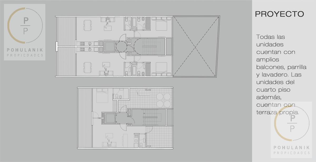 Foto Edificio en Chacarita Concepción Arenal al 3500 número 10