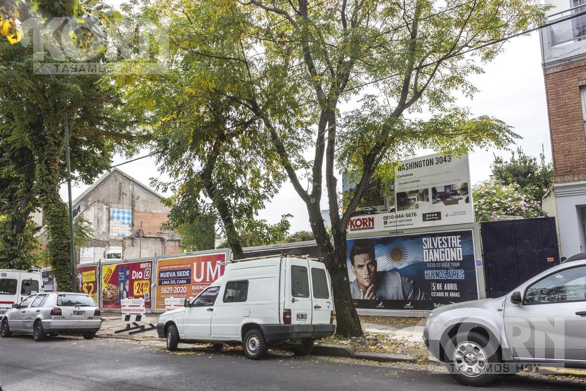 Foto Edificio en Coghlan Washington entre Iberá y Quesada numero 9