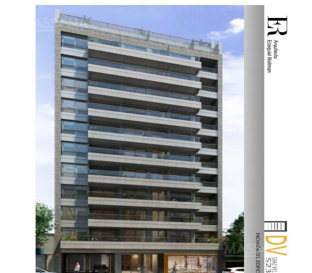 Foto Edificio en Caballito Diaz Velez 5231 número 1