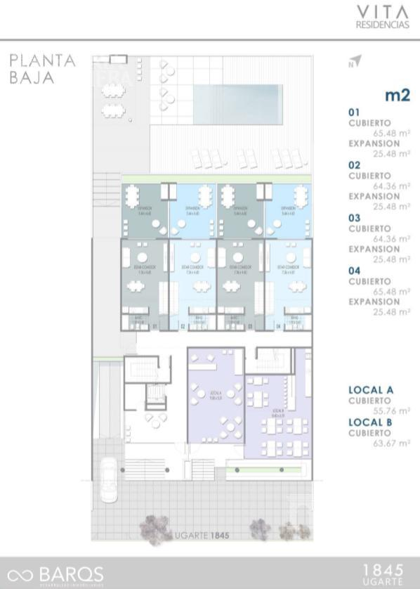 Foto Edificio en Olivos-Maipu/Uzal Ugarte 1800 número 9