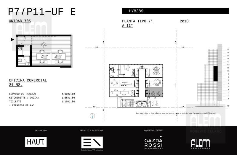 Foto Edificio de oficinas en Lomas de Zamora Oeste Avenida Hipólito Yrigoyen 8389 número 18