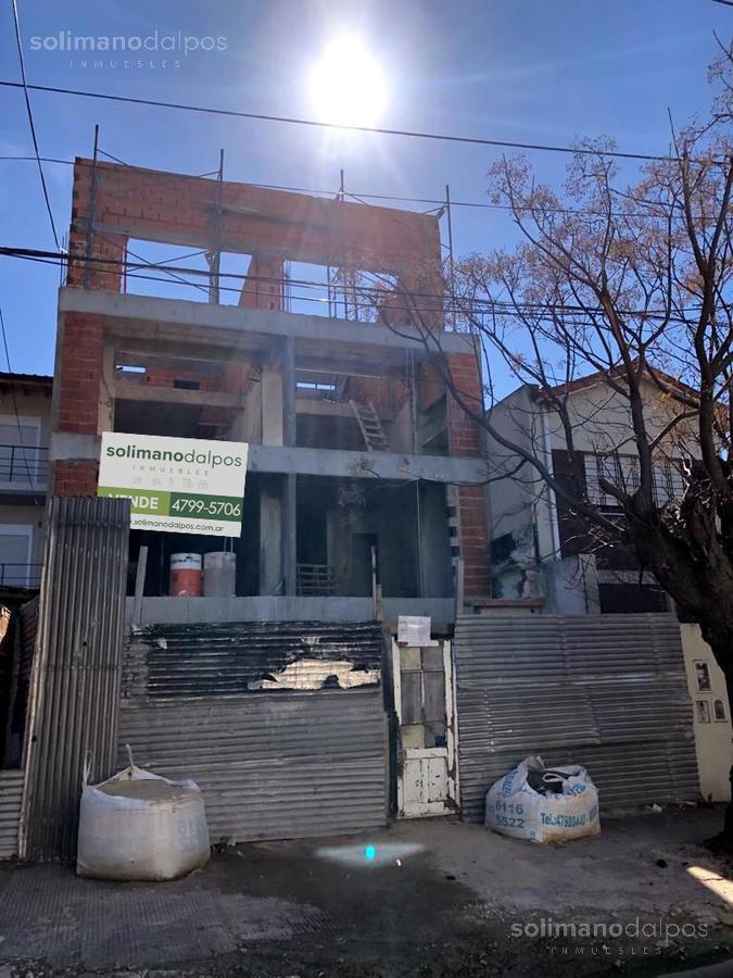 Foto Edificio en Munro Olaguer y Feliu 4961 número 3