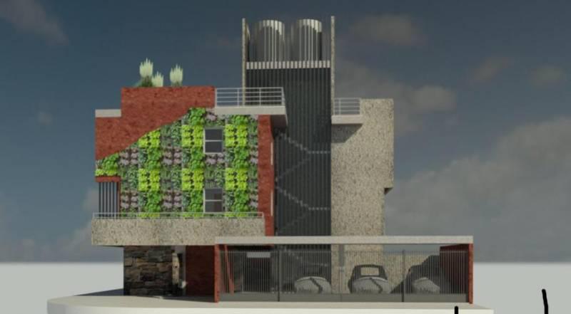 Foto Edificio en Pilar Pampa y Manuel Martignone 12 número 2