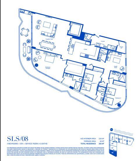 Foto Edificio en Fraccionamiento El Pedregal SLS Puerto Cancún número 5