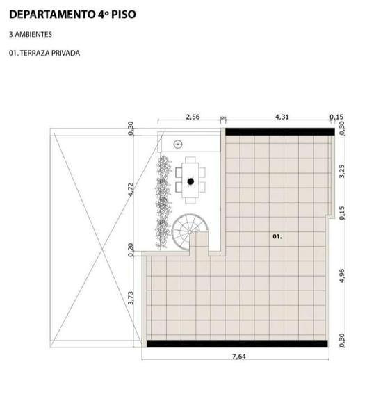 Foto Edificio en Saavedra Ruiz Huidobro 2800 número 13