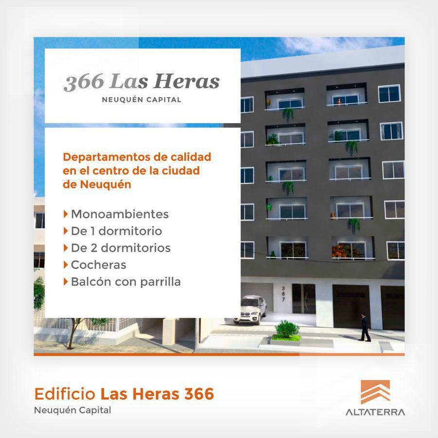 Foto  en Neuquen EDIFICIO LAS HERAS 366 NEUQUEN
