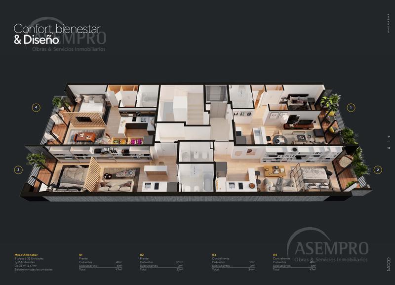Foto Edificio en Colegiales Amenabar 200 número 13
