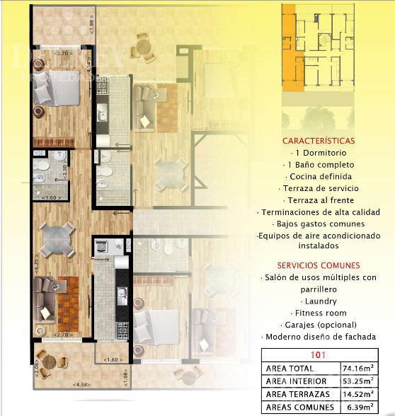 Foto Edificio en Pocitos 26 de marzo y Pereyra de la Luz número 3