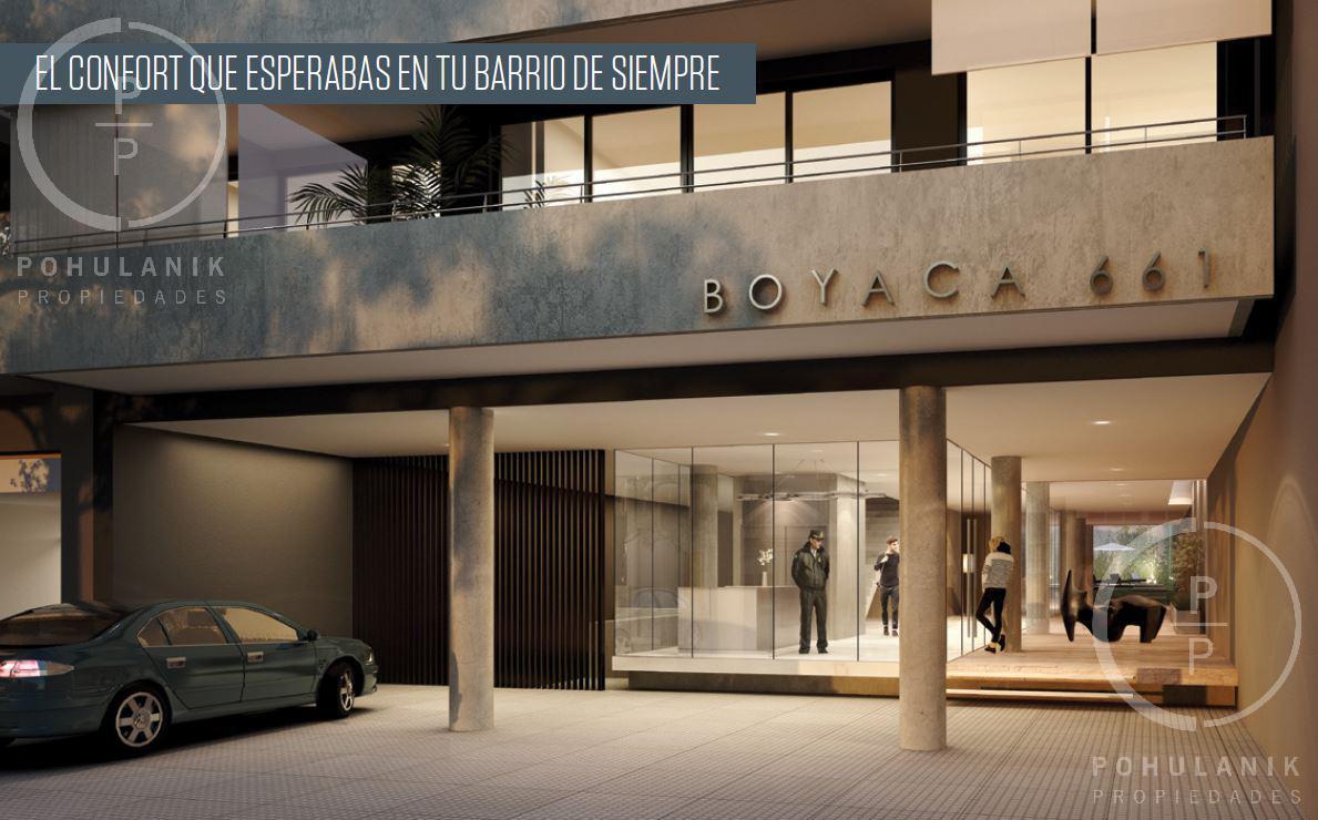 Foto Edificio en Flores Boyaca 661 número 2
