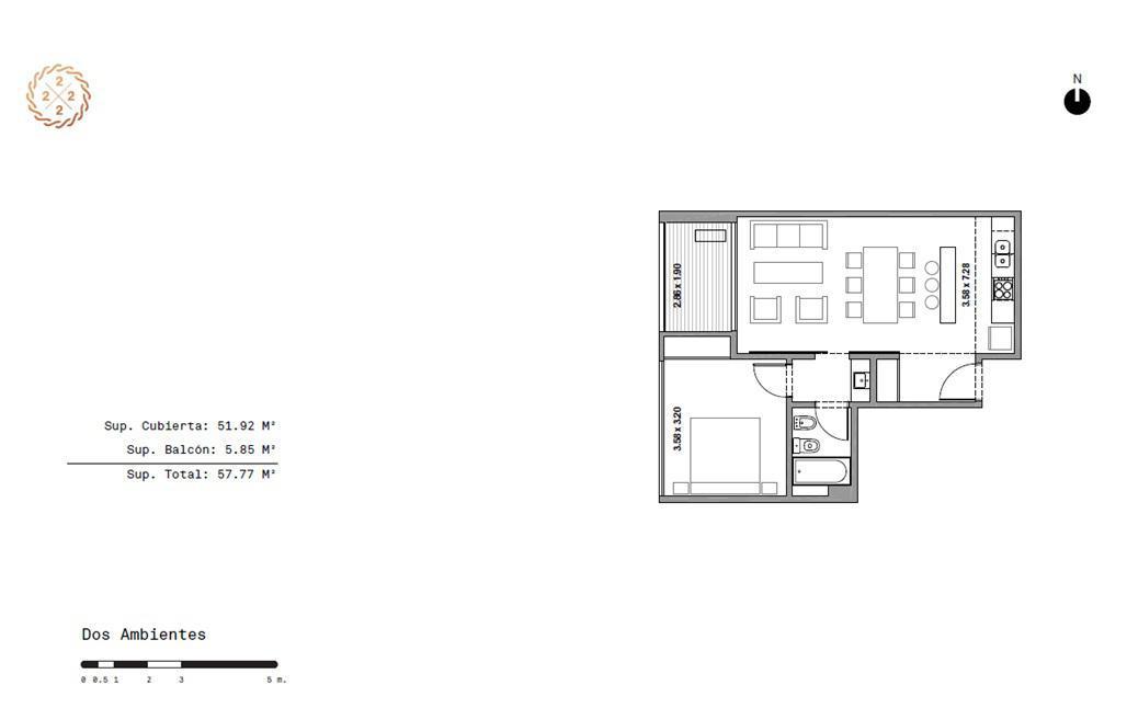 Foto Edificio en Olivos-Vias/Rio Solis 2222 número 11