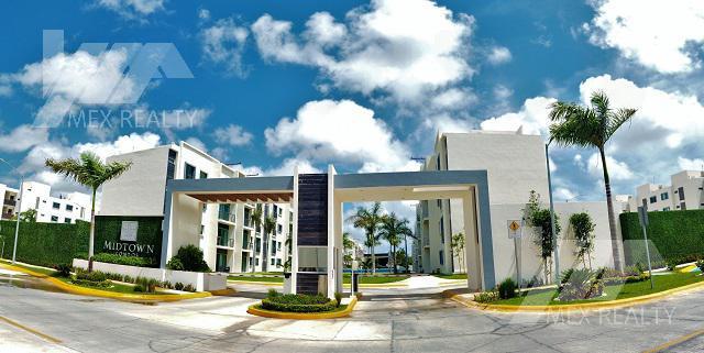 Foto DESARROLLO - Condominio en  en  Benito Juárez , Quintana Roo  MIDTOWN CONDOS