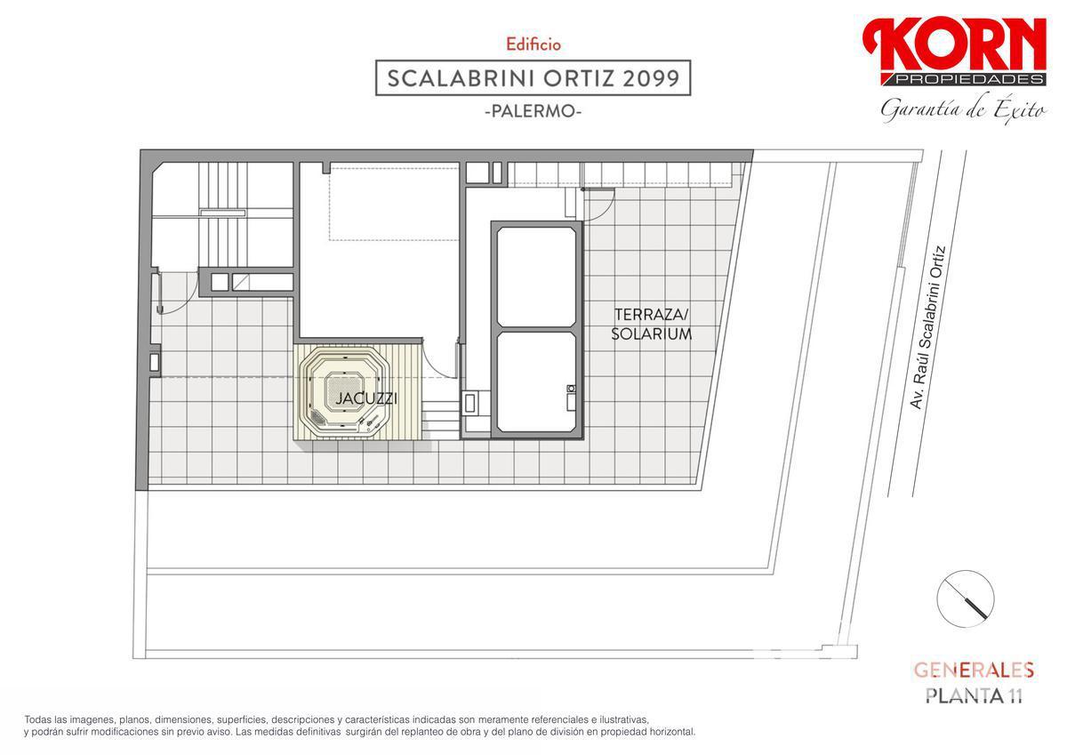 Foto Edificio en Palermo Av. Raul Scalabrini Ortiz y Paraguay numero 18
