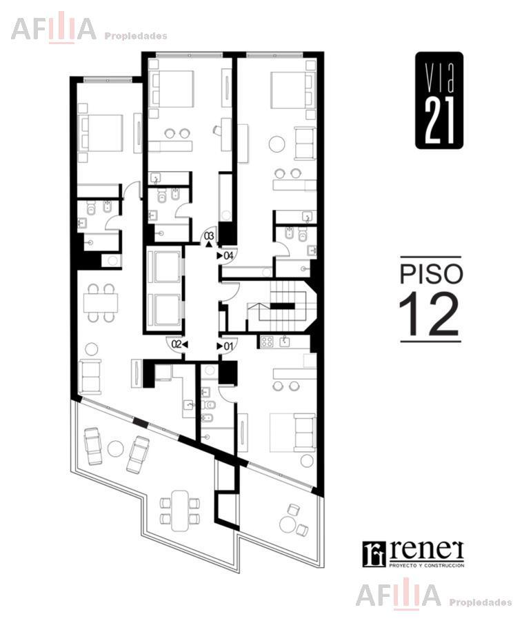 Foto Edificio en Punta Carretas Obligado 800 número 5