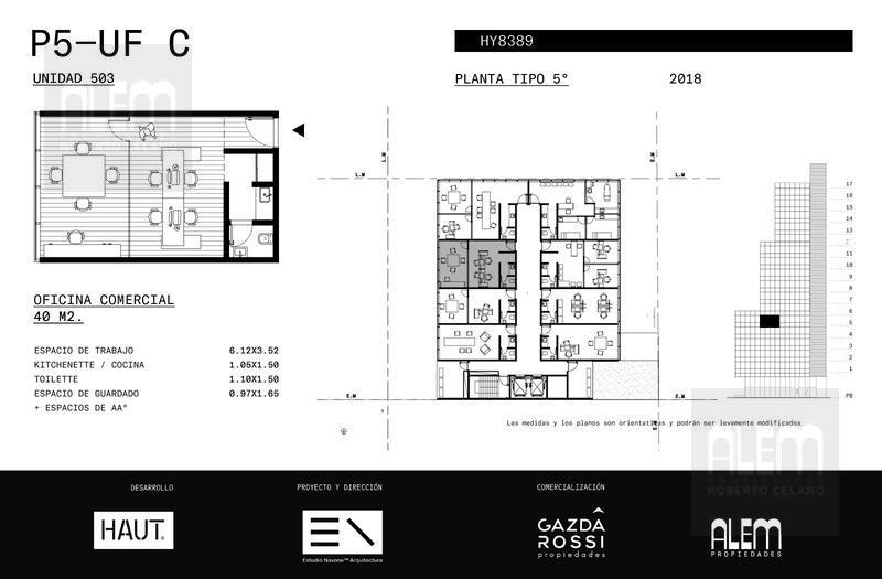 Foto Edificio de oficinas en Lomas de Zamora Oeste Avenida Hipólito Yrigoyen 8389 número 11