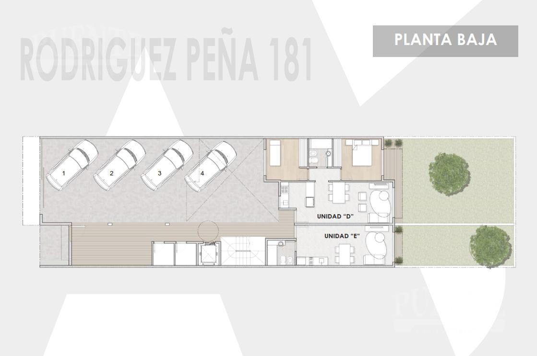 Foto Edificio en Banfield Oeste Rodriguez Peña 181 número 9