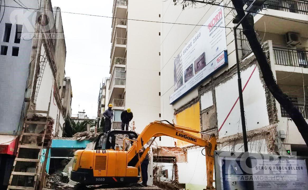 Foto Edificio en Belgrano Sucre entre Ciudad de La Paz y Amenabar numero 16