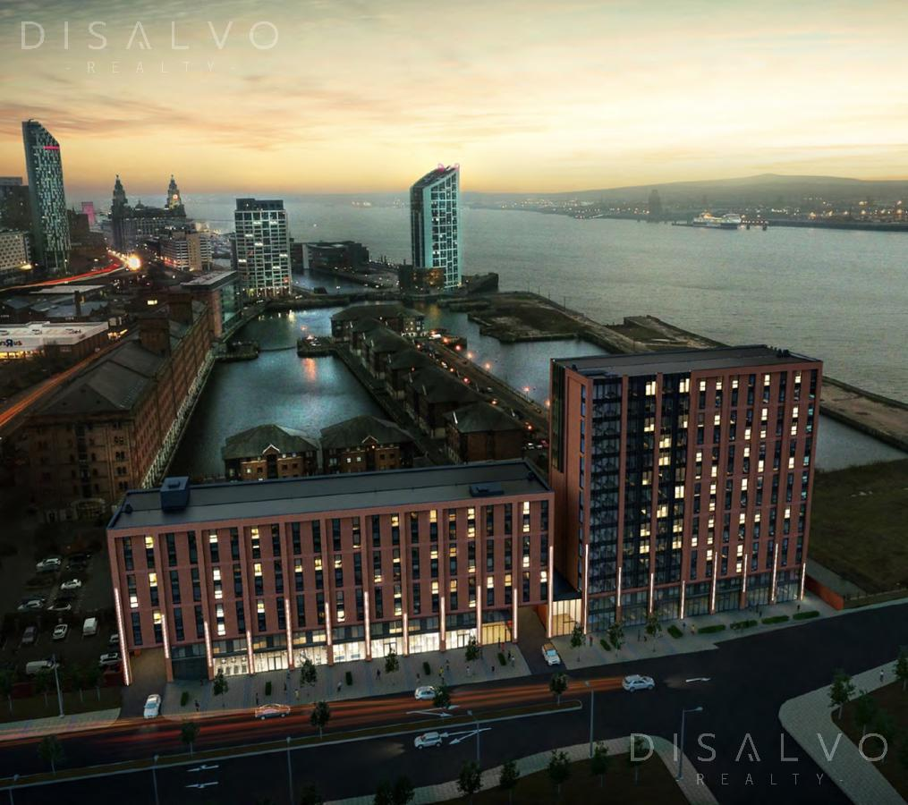 Foto  en Liverpool Central Docks, Liverpool Waters