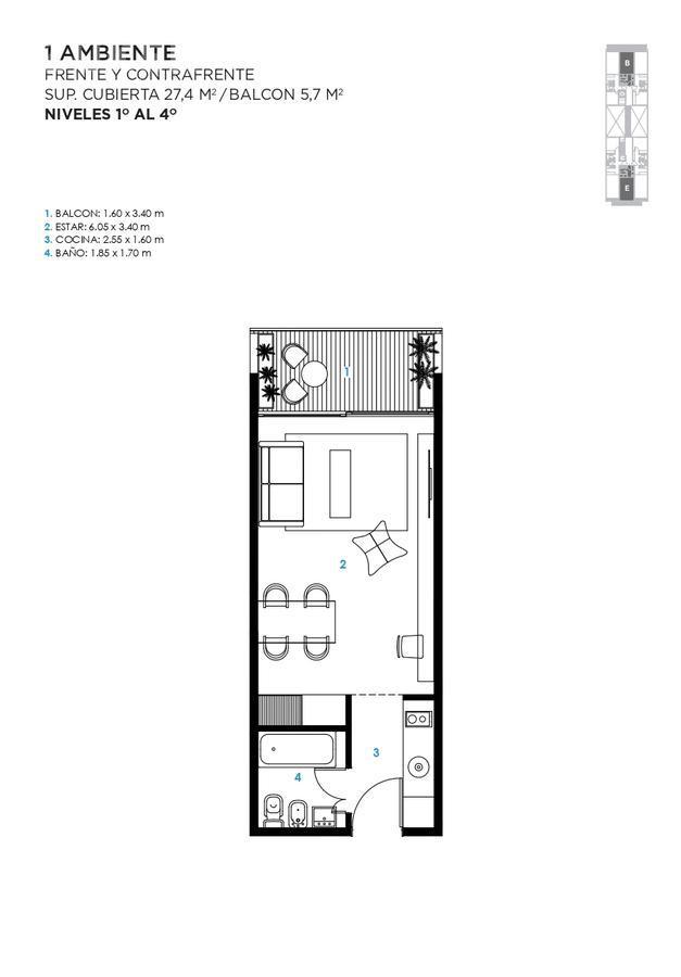 Foto Edificio en Saavedra Jaramillo 3744 número 9