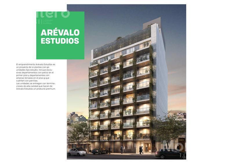 Foto Edificio en Palermo Hollywood Arévalo 1400 número 2
