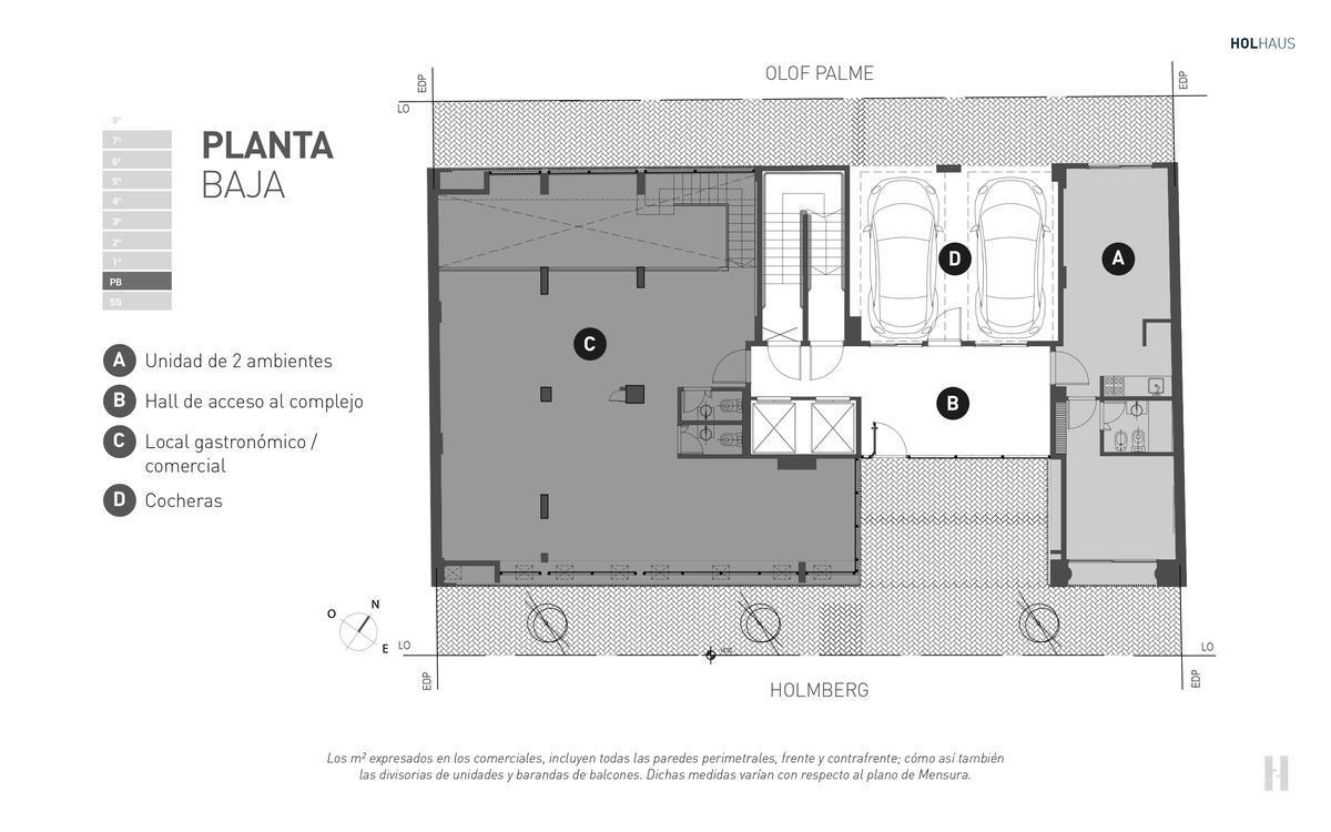 Foto Edificio en Saavedra Holmberg 4091/ 4081 número 8