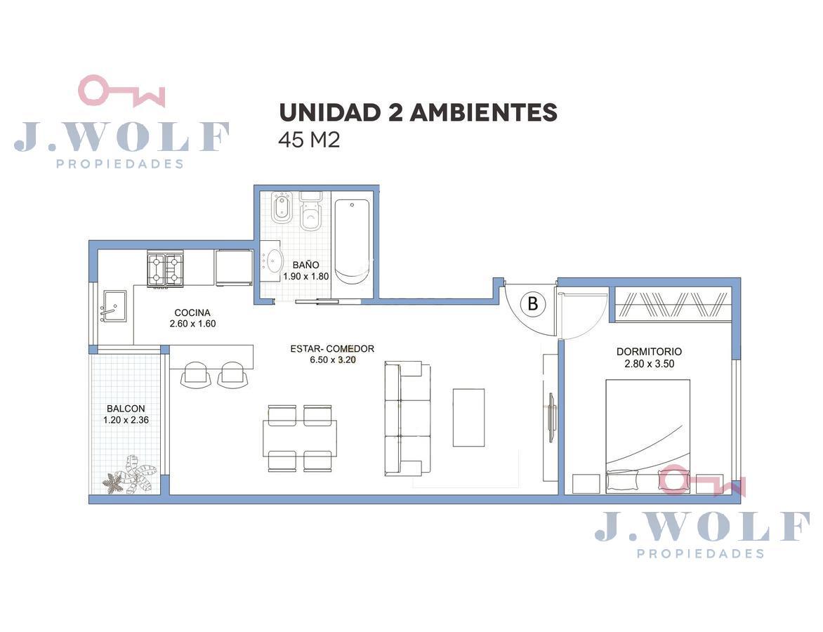 Foto Edificio en S.Martin(Ctro) Rivadavia 3200 número 15