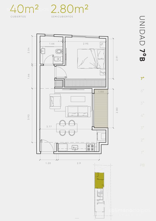 Foto Edificio en Villa Urquiza Galvan 3171 número 20