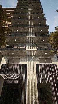 Foto Edificio en Echesortu Santa Fe 3300 número 1