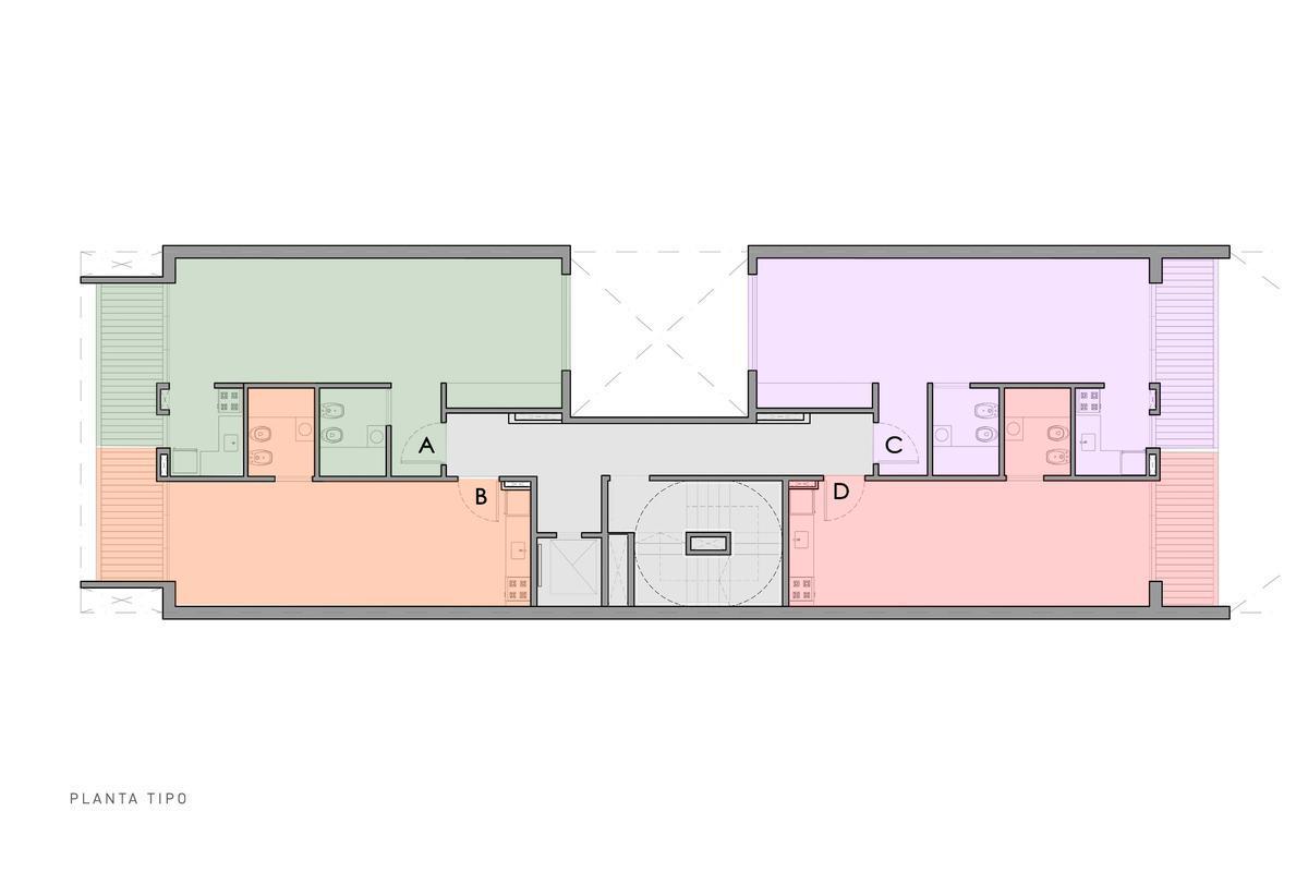 Foto Edificio en Caballito Riglos 837 número 8
