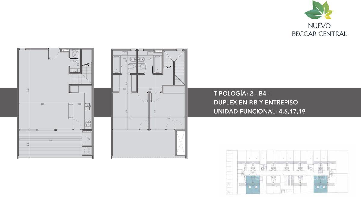 Foto Edificio en Beccar Intendente Becco 2300 número 15