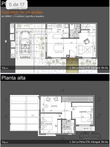 Foto Condominio en Adrogue J DE LA PEÑA 278 número 7