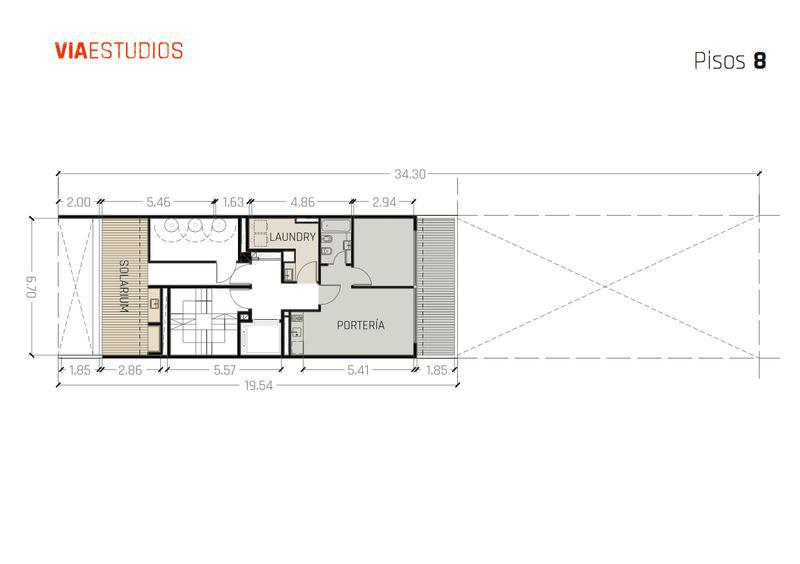 Foto Edificio en Recoleta Viamonte 2168 número 8