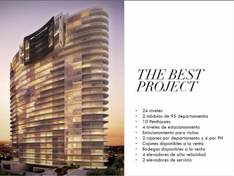Foto Edificio en Zona comercial Angelopolis Algol 201, Atlixcáyotl número 6