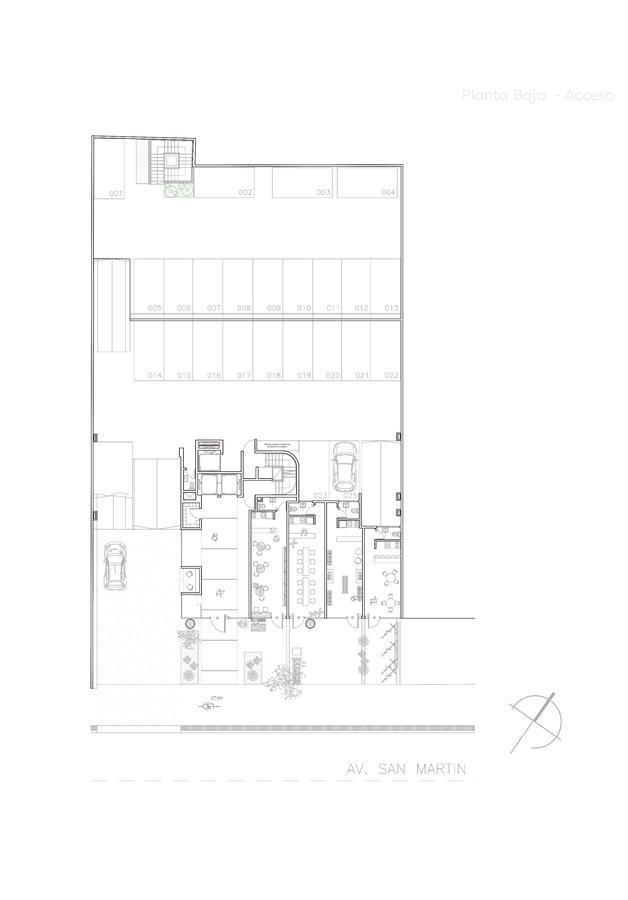 Foto Edificio en Florida Mitre/Este Av. San Martin 1500 número 9