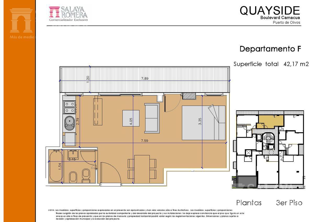Foto Edificio en Olivos-Vias/Rio Camacua 400 número 19