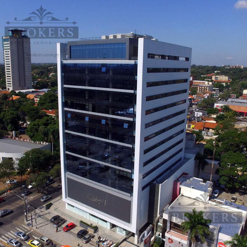 Foto  en Recoleta Oficinas corporativas edificio Torre de las Americas