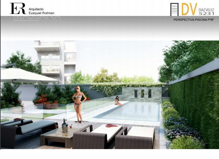 Foto Edificio en Caballito Diaz Velez 5231 número 4