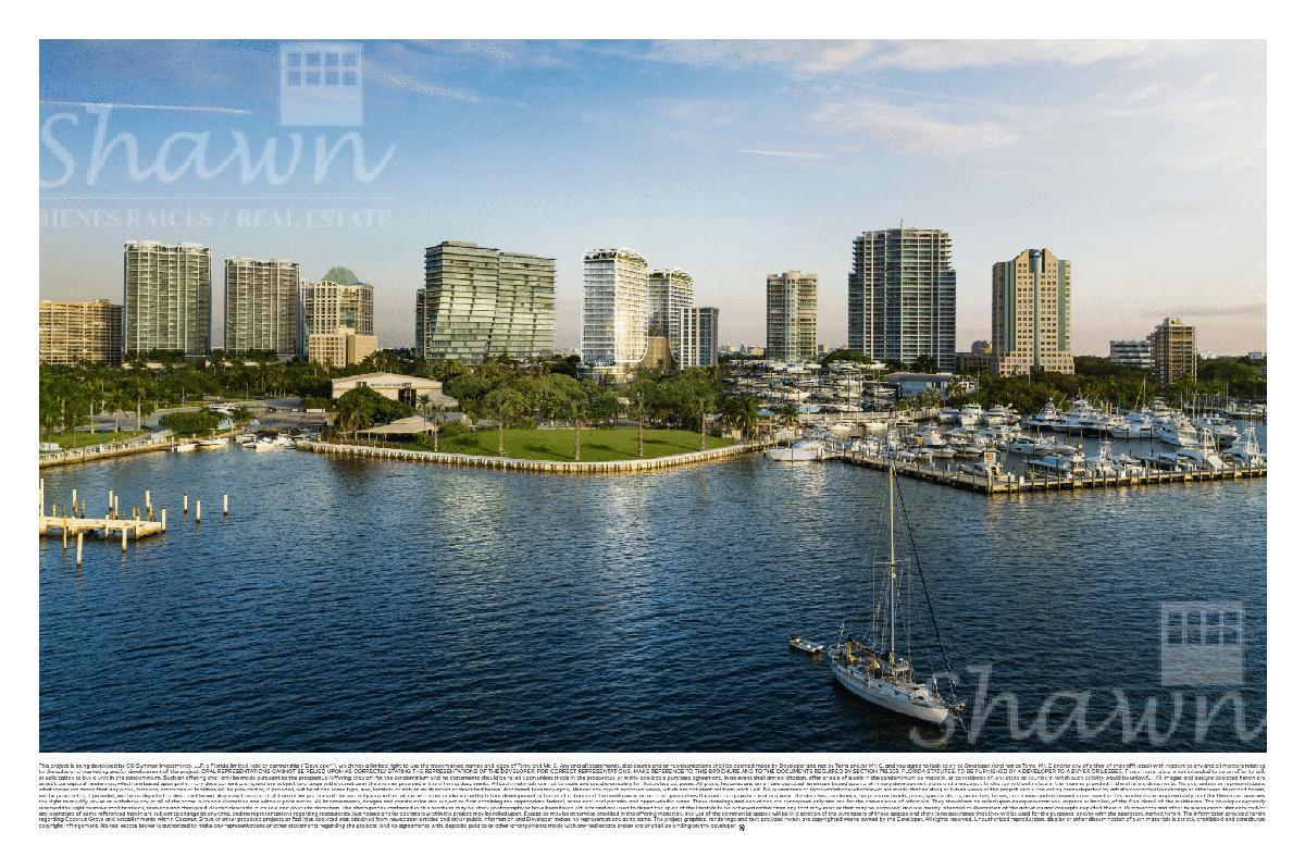 Foto Condominio en Miami-dade 2655 S BAYSHORE DRIVE, COCONUT GROVE, FL 33133 número 2