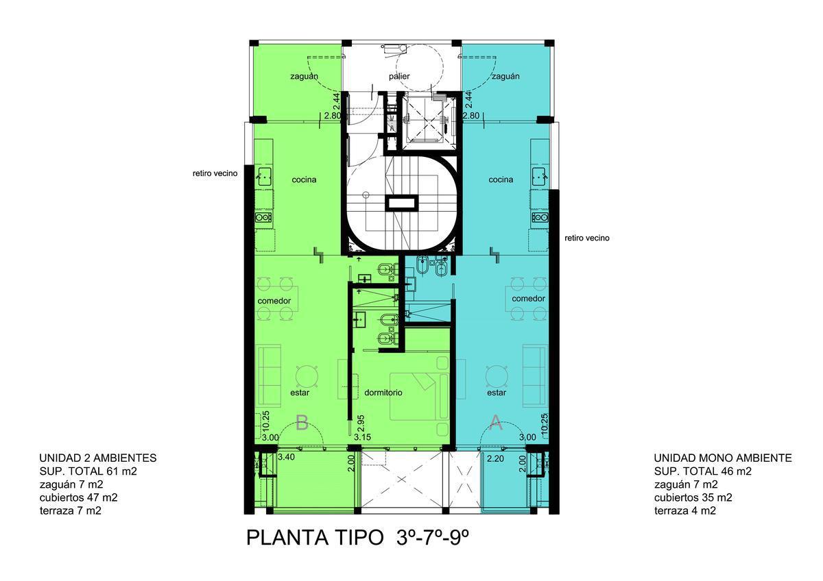 Foto Edificio en Coghlan Av. Balbin 2636   número 6