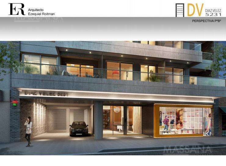 Foto Edificio en Caballito Diaz Velez 5231 número 2