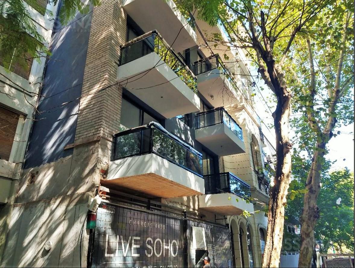 Foto Edificio en Palermo CHARCAS 4470 número 2